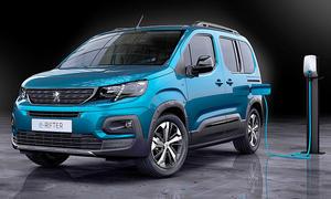 Peugeot e-Rifter (2021)