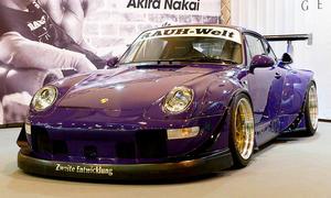 Porsche 993 Rauh Welt Begriff