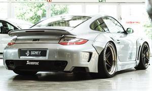 Porsche 911 Liberty Walk