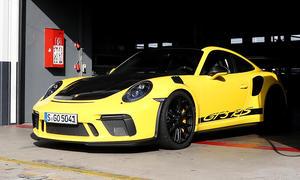 Porsche 911 GT3 RS: Tracktest