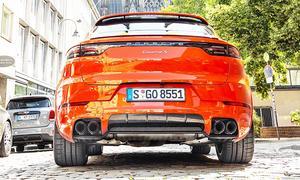 Porsche Cayenne S Coupé: Test