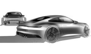 Porsche 911: Design