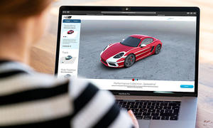 """""""Second Skin"""": Porsche-Folierung ab Werk"""