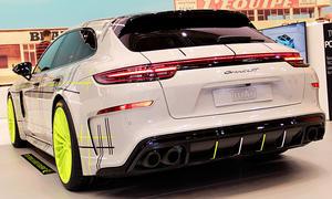 Porsche Panamera Hybrid (Techart)