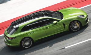 Porsche Panamera GTS Sport Turismo (2018)