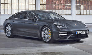 Porsche Panamera Turbo S E-Hybrid Facelift (2020)