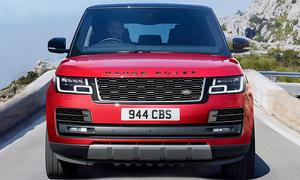 Range Rover SVAutobiography Dynamic Facelift (2017)