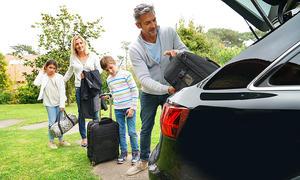 Reisen mit Kindern & Gepäck: Tipps für die Autofahrt