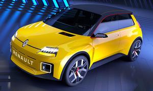 Renault R5 Prototype (2021)