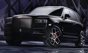 Rolls-Royce Cullinan Black Badge (2019)