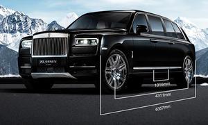 Rolls-Royce Cullinan: Tuning von Klassen