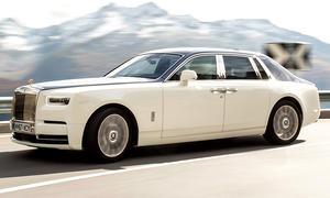 Rolls-Royce Phantom VIII (2018)