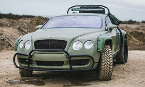"Bentley Continental GT ""Rallye Edition"""