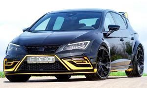 Seat Leon Cupra 300 Facelift von JE Design