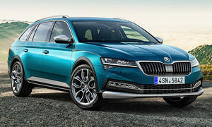 Skoda Superb Scout (2019)