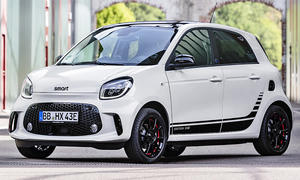 Smart EQ Forfour Facelift (2019)