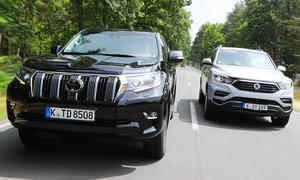 Toyota Land Cruiser/Ssangyong Rexton