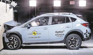 50 Jahre AUTO ZEITUNG: Subaru-Sicherheit