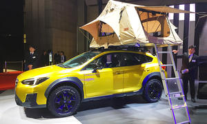Subaru XV Fun Adventure Concept (2017)