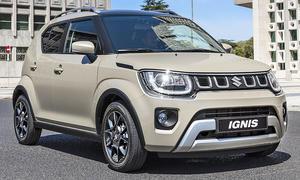 Suzuki Ignis Facelift (2020)
