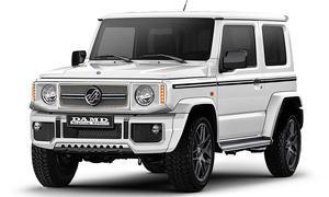 Suzuki Jimny: Tuning von Damd