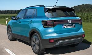 VW T-Cross & Opel Crossland X: Test