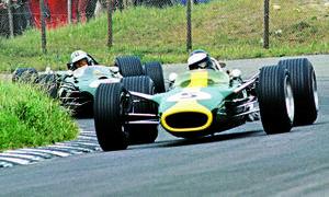 60 Jahre Team Lotus in der Formel 1