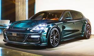 Porsche Panamera Sport Turismo von Techart