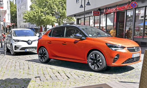 Renault Zoe/Opel Corsa-e