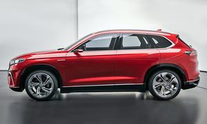 Togg Elektro-SUV (2022)