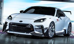 Toyota GR 86 GR Parts Concept (2021)