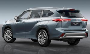 Toyota Highlander Hybrid (2021)