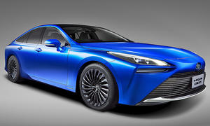 Toyota Mirai Concept (2019)