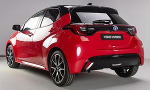 Toyota Yaris (2020)