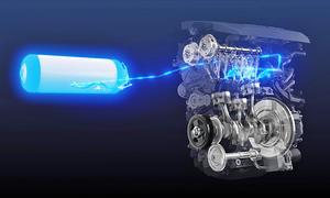 Toyota-Wasserstoffmotor