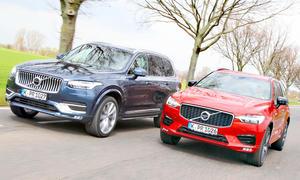 Volvo XC90/Volvo XC60