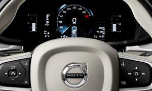 Volvo begrenzt auf 180 km/h: Höchstgeschwindigkeit