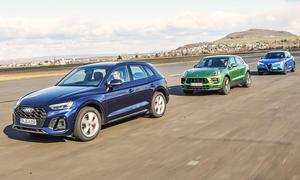 Audi Q5/Porsche Macan/Alfa Romeo Stelvio