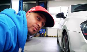 VW Golf 7 GTI Clubsport S von JP Performance