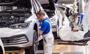 VW Golf 8 Auslieferungsstopp: E-Call