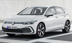 VW Golf 8 GTE (2020)