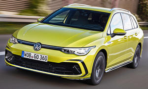 VW Golf 8 Variant (2020)