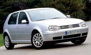 VW Golf IV GTI V5 (1997)