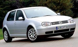 VW Golf IV GTI V5 (1997)