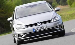 VW Golf 1.5 TSI ACT BlueMotion Technology