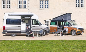 VW Grand California/VW T6.1 California