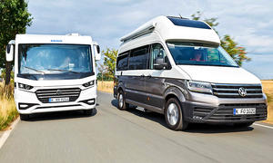 VW Grand California/Knaus Live I