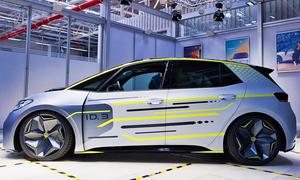 VW ID.3 Showcar (2021)
