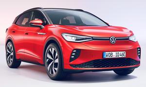 VW ID.4 GTX (2021)
