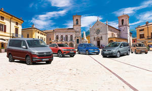 VW Multivan/VW Tiguan/VW Touran/VW Sharan/VW Caddy
